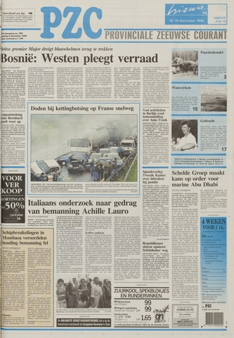 Provinciale Zeeuwse Courant 1994-12-06