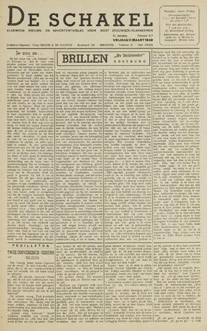 De Schakel 1949-03-11