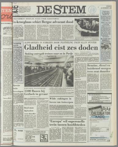 de Stem 1986-12-23