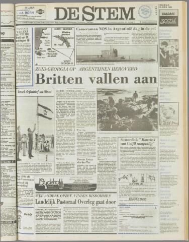 de Stem 1982-04-26