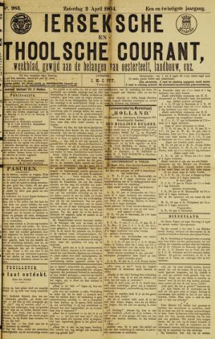 Ierseksche en Thoolsche Courant 1904-04-02