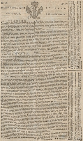 Middelburgsche Courant 1780-11-16