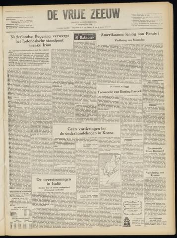 de Vrije Zeeuw 1951-11-16