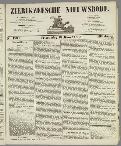 Zierikzeesche Nieuwsbode 1863-03-18
