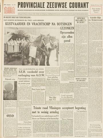 Provinciale Zeeuwse Courant 1964-02-29