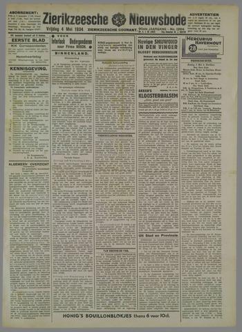 Zierikzeesche Nieuwsbode 1934-05-04