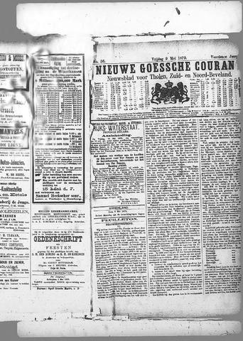 Nieuwe Goessche Courant 1879-05-09
