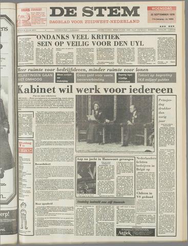 de Stem 1976-09-22