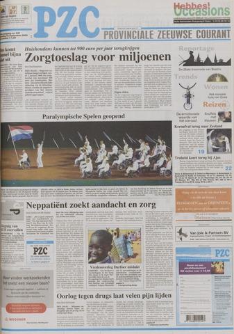 Provinciale Zeeuwse Courant 2004-09-18