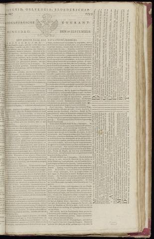 Middelburgsche Courant 1795-09-15