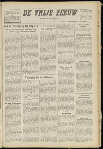 de Vrije Zeeuw 1947-09-22