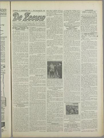 De Zeeuw. Christelijk-historisch nieuwsblad voor Zeeland 1943-08-17