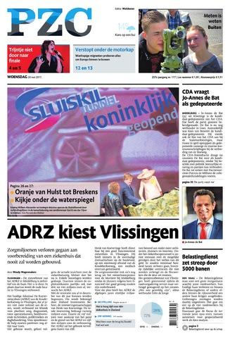 Provinciale Zeeuwse Courant 2015-05-20