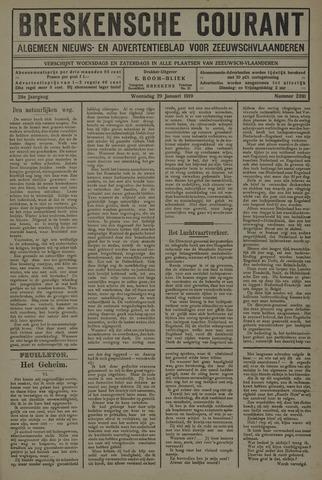 Breskensche Courant 1919-01-29