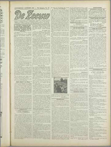 De Zeeuw. Christelijk-historisch nieuwsblad voor Zeeland 1944-01-06