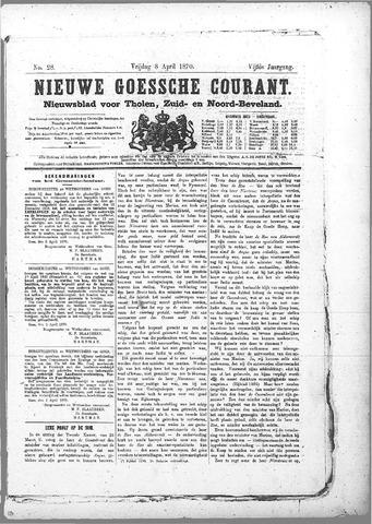 Nieuwe Goessche Courant 1870-04-08
