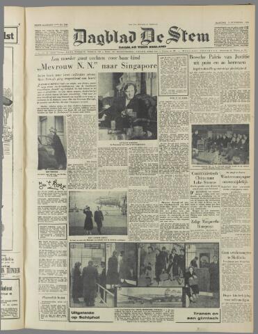 de Stem 1950-11-13