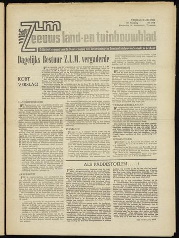 Zeeuwsch landbouwblad ... ZLM land- en tuinbouwblad 1964-05-08