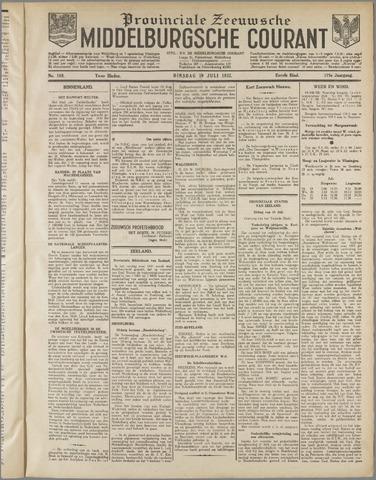 Middelburgsche Courant 1932-07-19