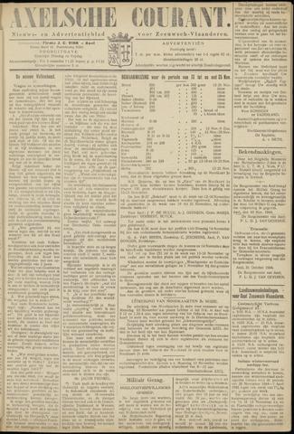 Axelsche Courant 1944-11-10
