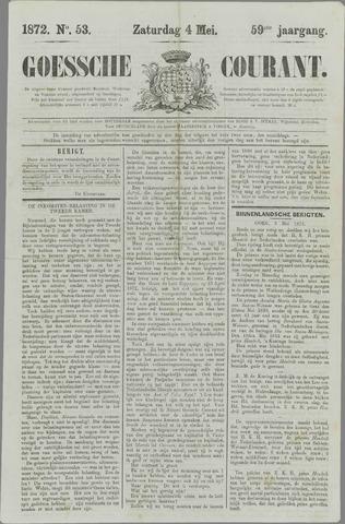 Goessche Courant 1872-05-04
