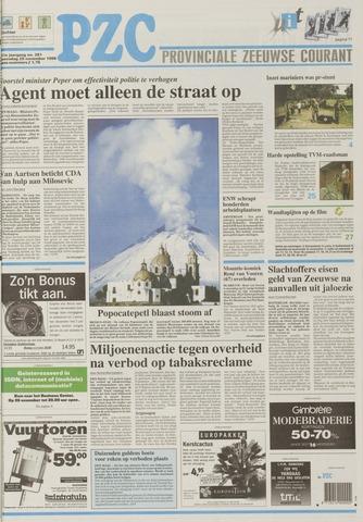 Provinciale Zeeuwse Courant 1998-11-25