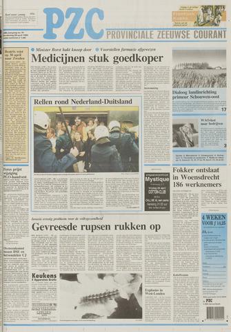 Provinciale Zeeuwse Courant 1996-04-25