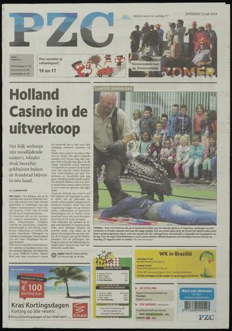 Provinciale Zeeuwse Courant 2014-07-12