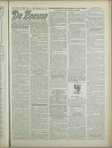 De Zeeuw. Christelijk-historisch nieuwsblad voor Zeeland 1944-05-15