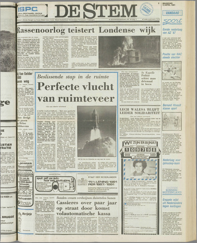 de Stem 1981-04-13