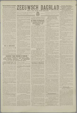 Zeeuwsch Dagblad 1945-04-23