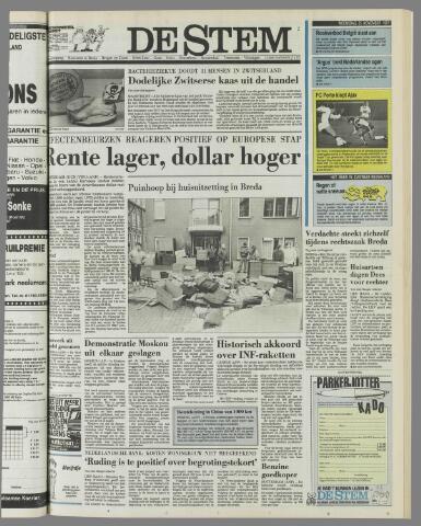 de Stem 1987-11-25