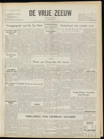 de Vrije Zeeuw 1954-05-11
