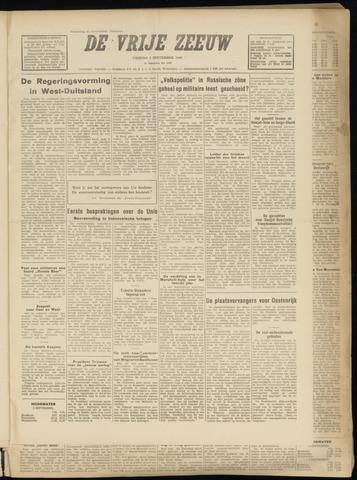 de Vrije Zeeuw 1949-09-02