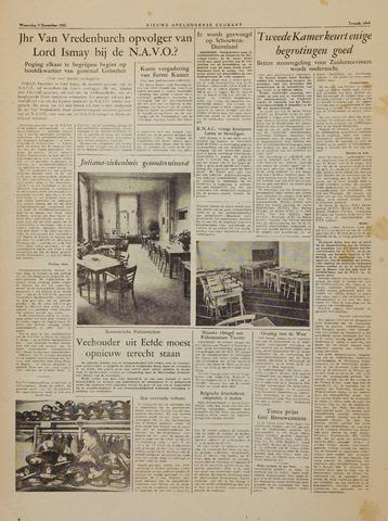 Watersnood documentatie 1953 - kranten 1953-12-09