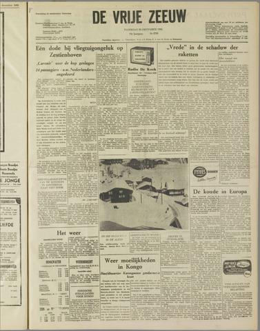 de Vrije Zeeuw 1962-12-29