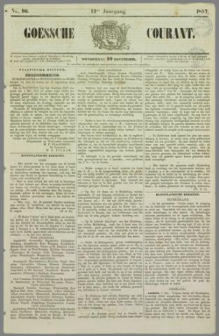 Goessche Courant 1857-12-10