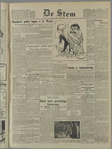 de Stem 1948-04-24
