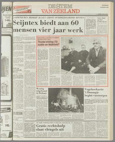 de Stem 1984-01-04