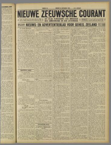 Nieuwe Zeeuwsche Courant 1925-11-10