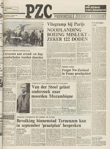 Provinciale Zeeuwse Courant 1973-07-12