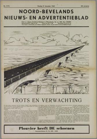Noord-Bevelands Nieuws- en advertentieblad 1965-12-21