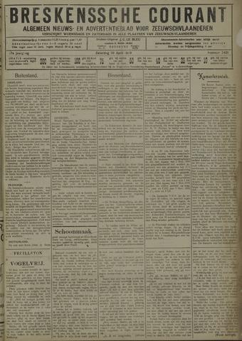 Breskensche Courant 1929-04-20