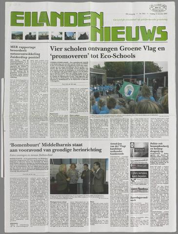 Eilanden-nieuws. Christelijk streekblad op gereformeerde grondslag 2007-10-12