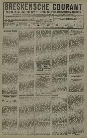 Breskensche Courant 1927-02-19