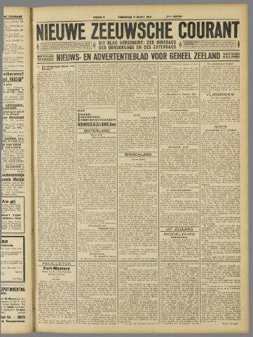 Nieuwe Zeeuwsche Courant 1929-03-21