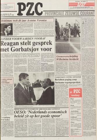 Provinciale Zeeuwse Courant 1985-03-14