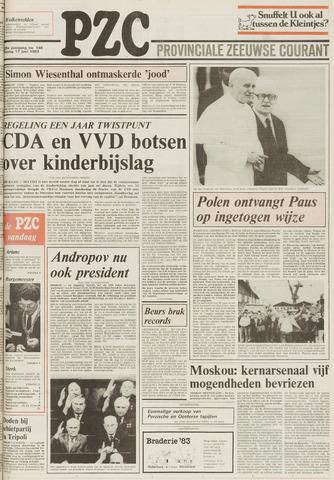 Provinciale Zeeuwse Courant 1983-06-17