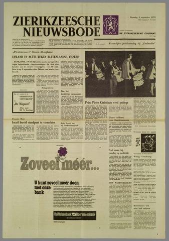 Zierikzeesche Nieuwsbode 1972-09-04