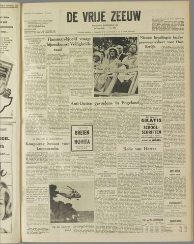 de Vrije Zeeuw 1960-09-09